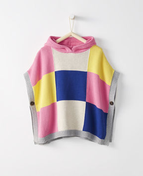 Hanna Andersson Hoodie Sweater Poncho