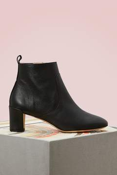Repetto Glawdys boots with heels