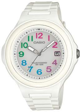 Casio Women's Watch White (LXS700H-7B2V
