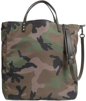 Valentino Camouflage Tote Bag