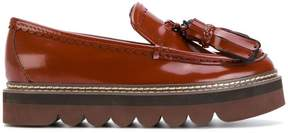 See by Chloe tassel detail loafers