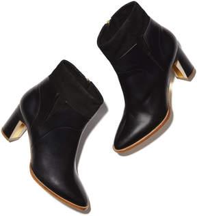 Rupert Sanderson Woodlea Boots in Black, Size 35