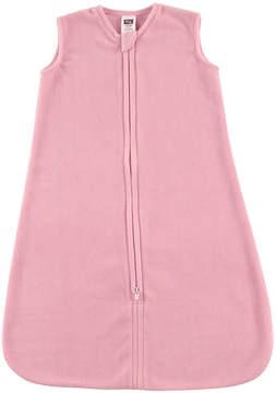 Hudson Baby Pink Sherpa Sleeping Bag - Infant