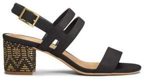 Aerosoles A2 By Women's Mid Size Block Heel Sandal