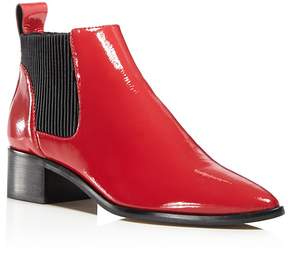 Dolce Vita Macie Patent Leather Chelsea Booties - 100% Exclusive