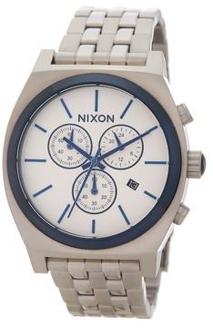 Nixon Men's Time Teller Bracelet Watch