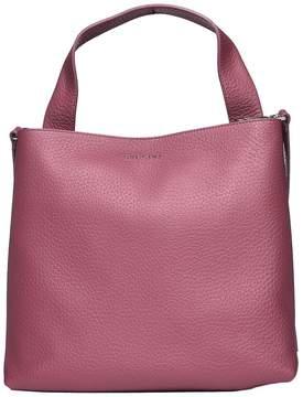 Orciani Jackie Dark Pink Shoulder Bag