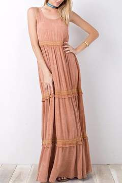 Easel Gauze Mineral Washed Maxi