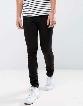 Loyalty And Faith Super Skinny Jeans in Black
