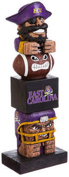 Evergreen East Carolina Pirates Tiki Totem