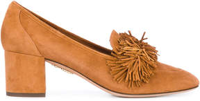 Aquazzura 'Wild' loafer pumps