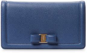 Salvatore Ferragamo Women's Long Leather Wallet