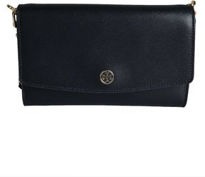 Tory Burch Chain Strap Clutch - BLACK - STYLE