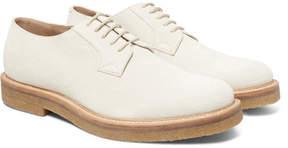 Dries Van Noten Suede Derby Shoes