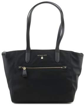 MICHAEL Michael Kors Kelsey Top Zip Medium Tote Women Black Tote - BLACK - STYLE