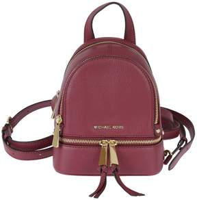 Michael Kors Convertible Backpack - RED - STYLE