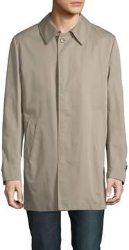 Corneliani Men's Classic Raincoat