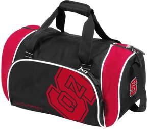 NCAA Logo Brand North Carolina State Wolfpack Locker Duffel Bag