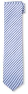 Merona Men's Check NeckTie Awesome Blue