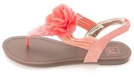 Material Girl Women's Shilo Thong Sandal.