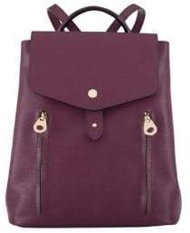 Lodis Small Bel Air RFID Hermione Leather Backpack