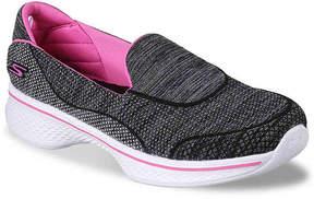 Skechers Go Walk 4 Speedy Sports Toddler & Youth Slip-On Sneaker - Girl's