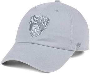 '47 Brooklyn Nets Triple Rush Clean Up Cap