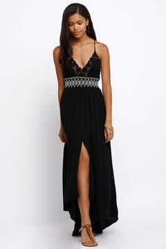 Astr Paola Maxi Dress
