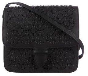 Alaia Arabesque Studded Crossbody Bag