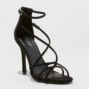 Mossimo Women's Elma Strappy Sandal Pumps
