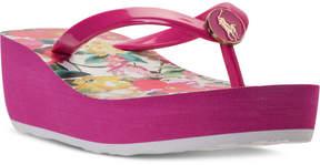 Polo Ralph Lauren Girls' Borolla Ii Flip-Flop Thong Sandals from Finish Line