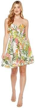 Adelyn Rae Leanna Woven Strapless Dress Women's Dress