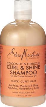 Shea Moisture SheaMoisture Coconut & Hibiscus Curl & Shine Shampoo