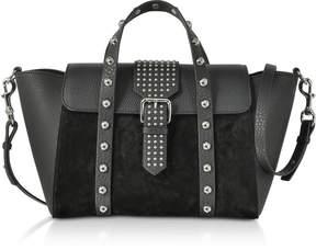 RED Valentino Large Shuffle Satchel Bag