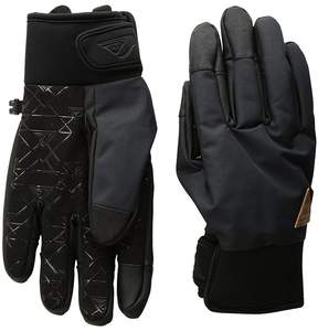 Quiksilver Method Gloves Extreme Cold Weather Gloves