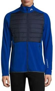 J. Lindeberg Active Hybrid Long Sleeve Jacket
