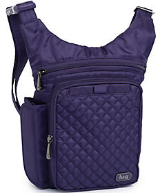 Lug Crossbody Bag - Hopper
