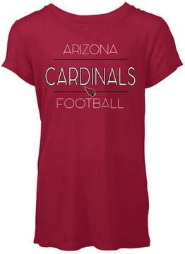 5th & Ocean Women's Arizona Cardinals Rayon V T-Shirt