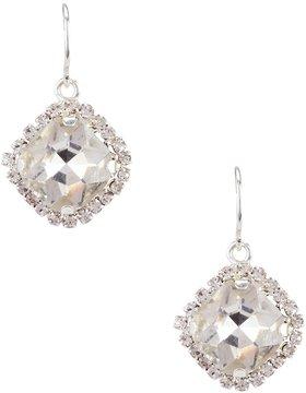 Cezanne Round Drop Earrings