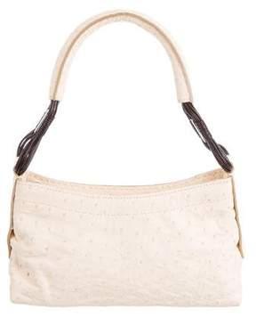 VBH Ostrich Hoek Bag