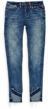Blank NYC Girl's Faded Denim Jeans