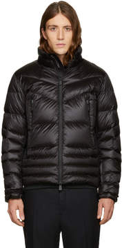 Moncler Black Down Canmore Jacket