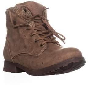 Rock & Candy Tavin Fashion Hiking Boots, Taupe/tan/beige.