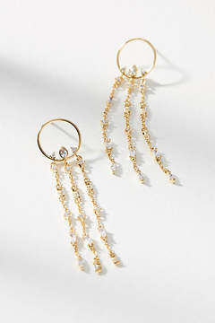 Anthropologie Melia Chandelier Earrings