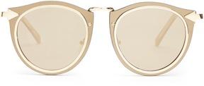 Karen Walker Solar Harvest round-frame sunglasses