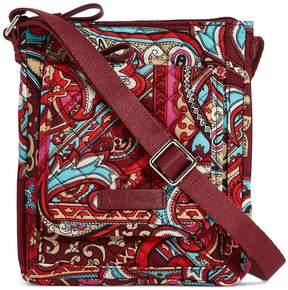 Vera Bradley Iconic RFID Mini Hipster Bag