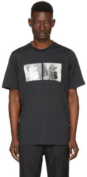 Oamc Black S.O.S. Biggie T-Shirt