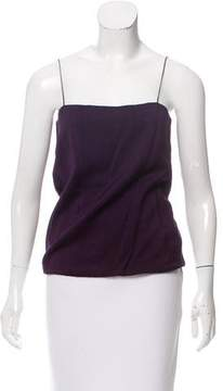 Behnaz Sarafpour Sleeveless Wool Top