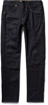 Levi's Tack Slim-Fit Dry Selvedge Denim Jeans
