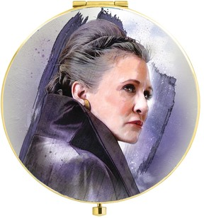 CARGO Star Wars: Episode Viii The Last Jedi Leia Organa Compact Mirror